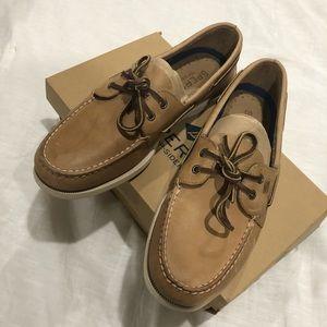 Sperrys boat shoes only worn twice